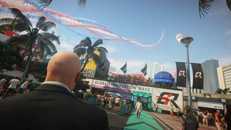 Buy Hitman 2 (PS4) PS4 Game in Egypt - Shamy Stores