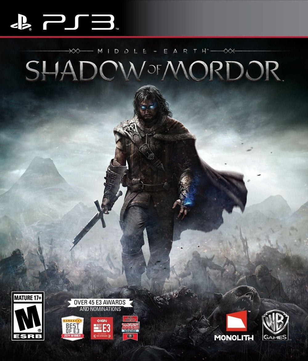 Shadow Of Mordor - ShamyStores