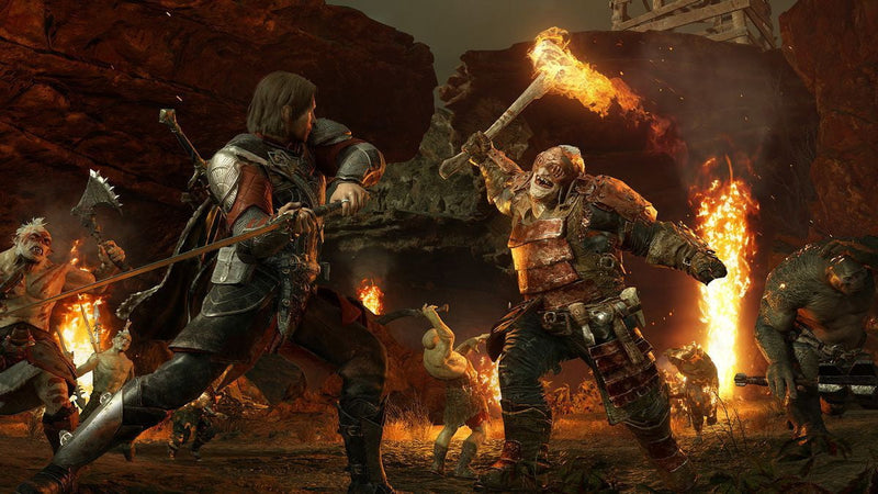 Buy Middle Earth Shadow of War(PS4) PS4 Game in Egypt - Shamy Stores