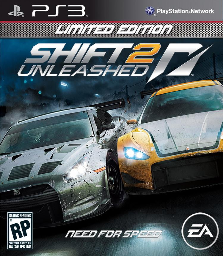 Buy NFS Shift 2: Unleashed (PS3) PS3 Game in Egypt - Shamy Stores