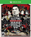 Shamy Stores Sleeping Dogs Definitive Edition (XBOX ONE) XBOX ONE Square Enix Square Enix egypt