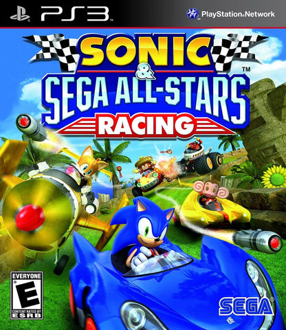 Sonic & Sega All-Stars Racing - ShamyStores