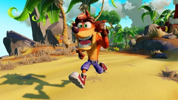 Buy Crash Bandicoot N. Sane Trilogy (PS4) PS4 Game in Egypt - Shamy Stores