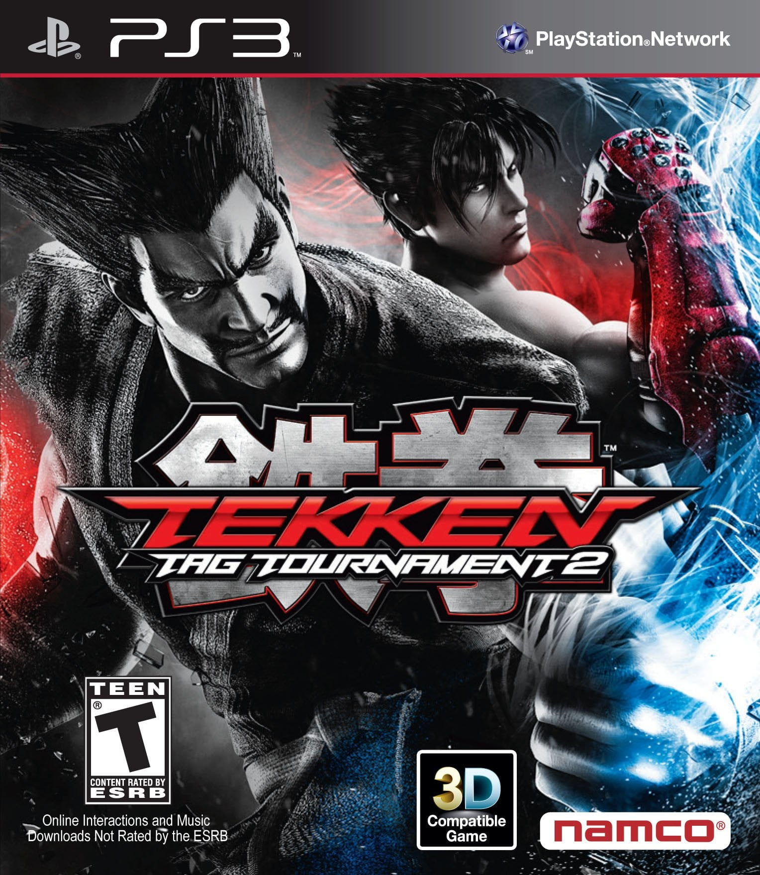 Buy Tekken Tag Tournament 2 (PS3) PS3 Game in Egypt - Shamy Stores