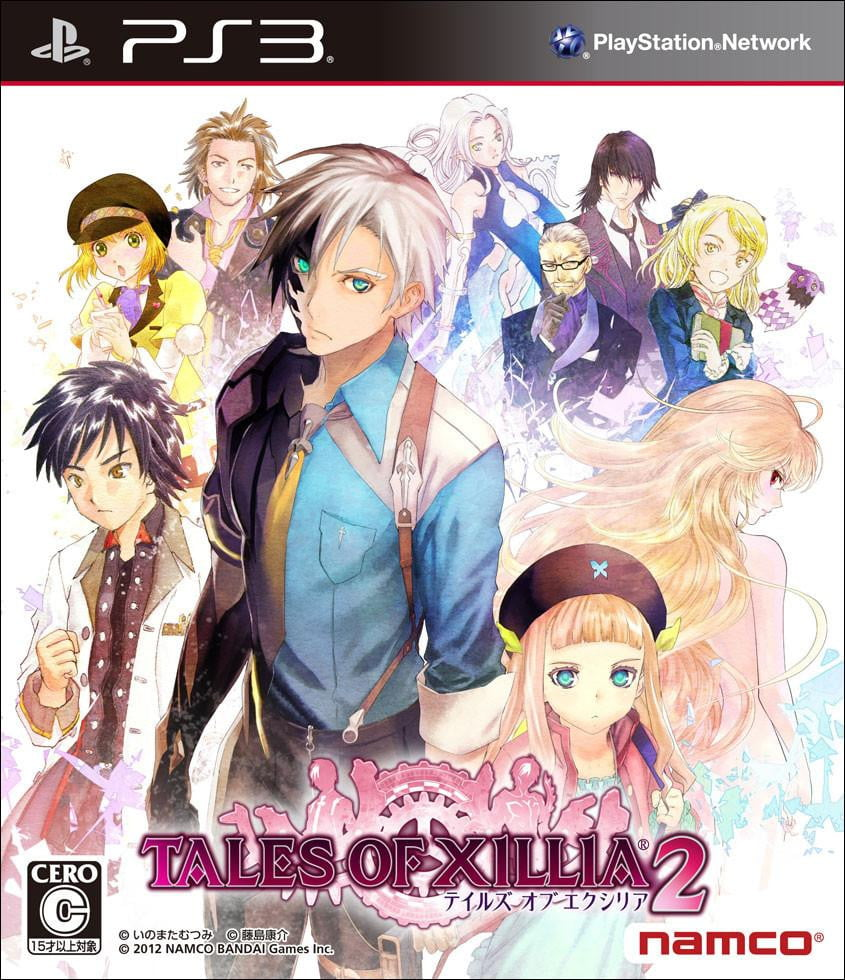 Tales Of Xillia 2 (PS3) PS3 Game - Shamy Stores