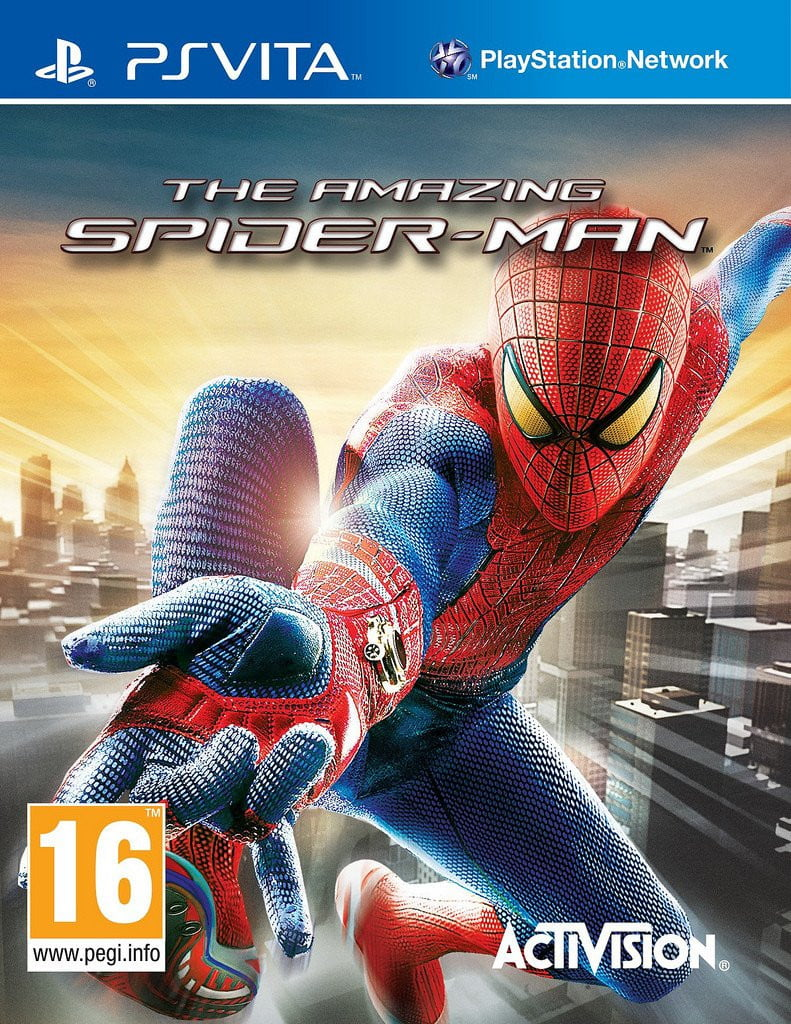 Buy The Amazing Spider-Man PS Vita in Egypt - Shamy Stores