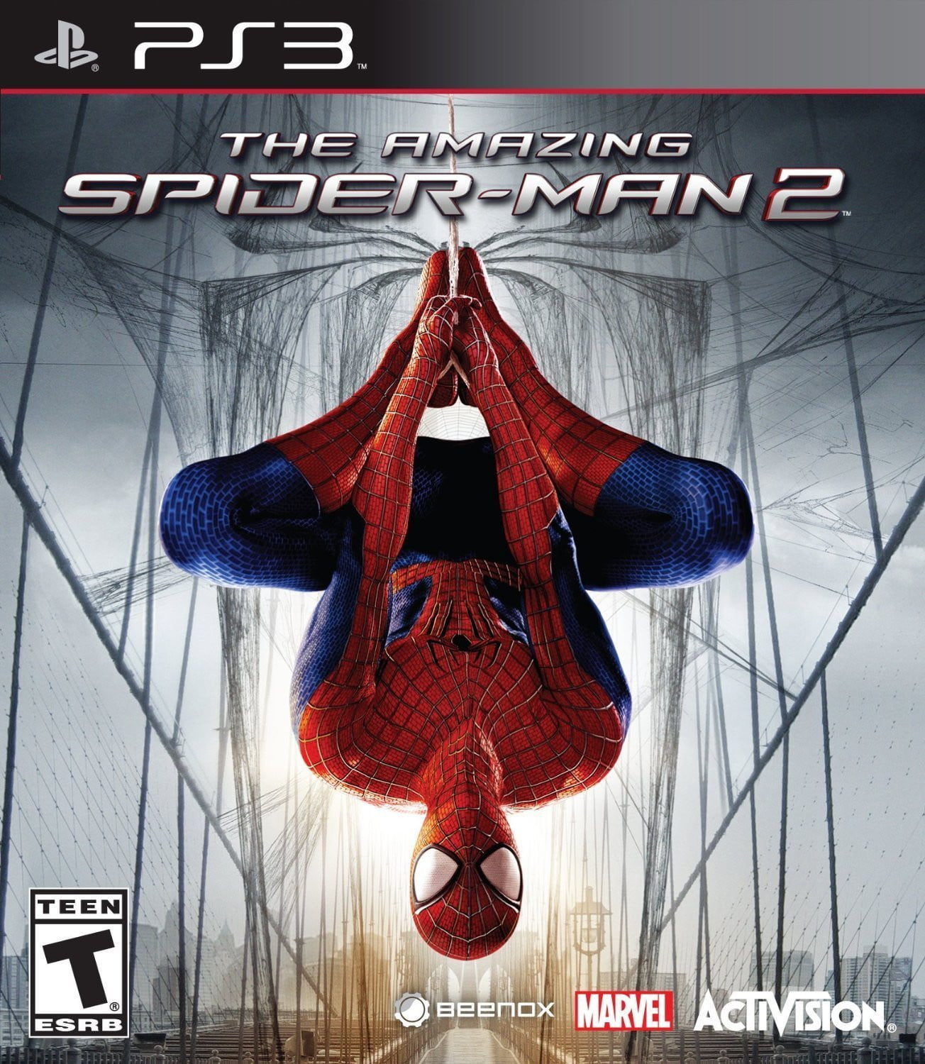 Buy The Amazing Spider Man 2 (PS3) PS3 Game in Egypt - Shamy Stores