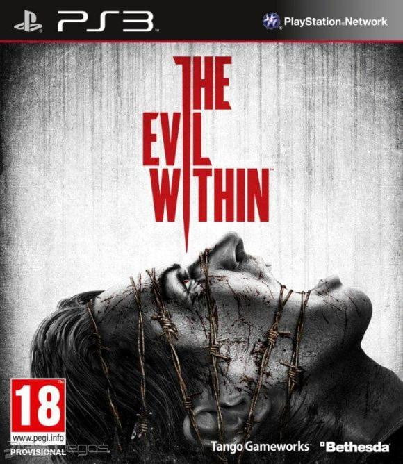 Buy The Evil Within (PS3) PS3 Game in Egypt - Shamy Stores