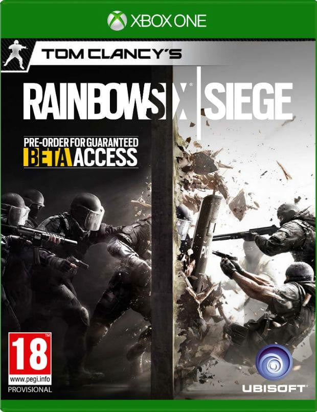 Tom Clancy's Rainbow Six Siege (XBOX ONE) XBOX ONE - Shamy Stores