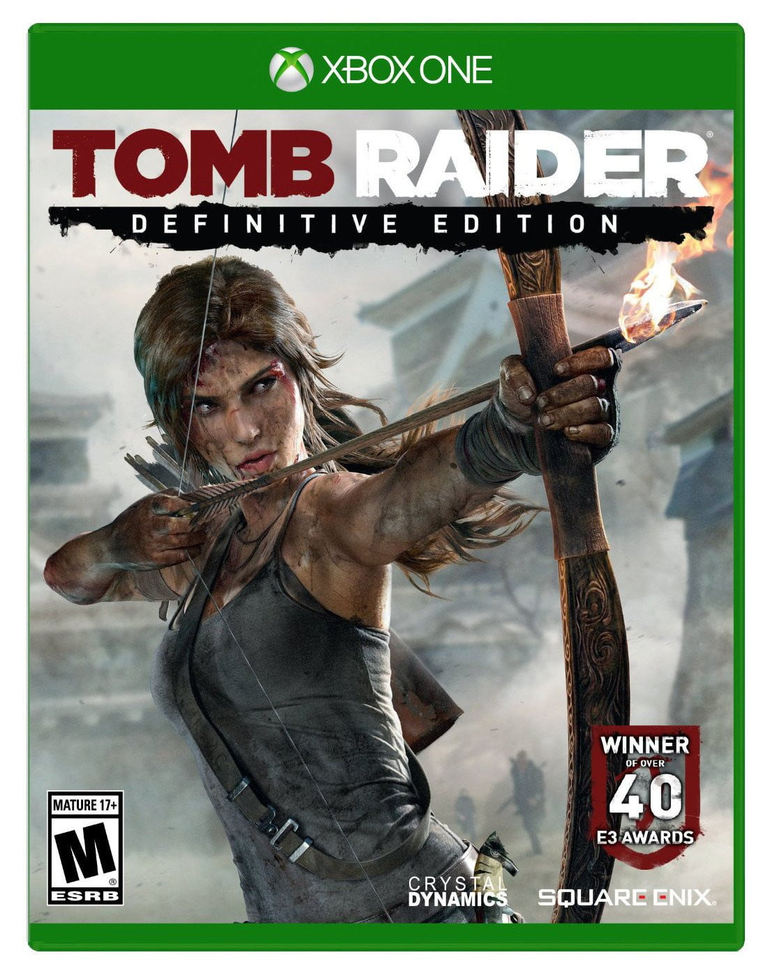 Tomb Raider Definitive Edition (XBOX ONE) XBOX ONE - Shamy Stores
