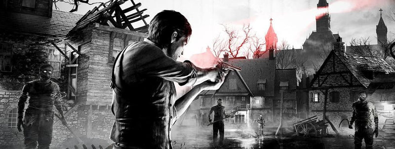 Buy The Evil Within 2 (PS4) a PS4 Game from ShamyStores - Shamy Stores
