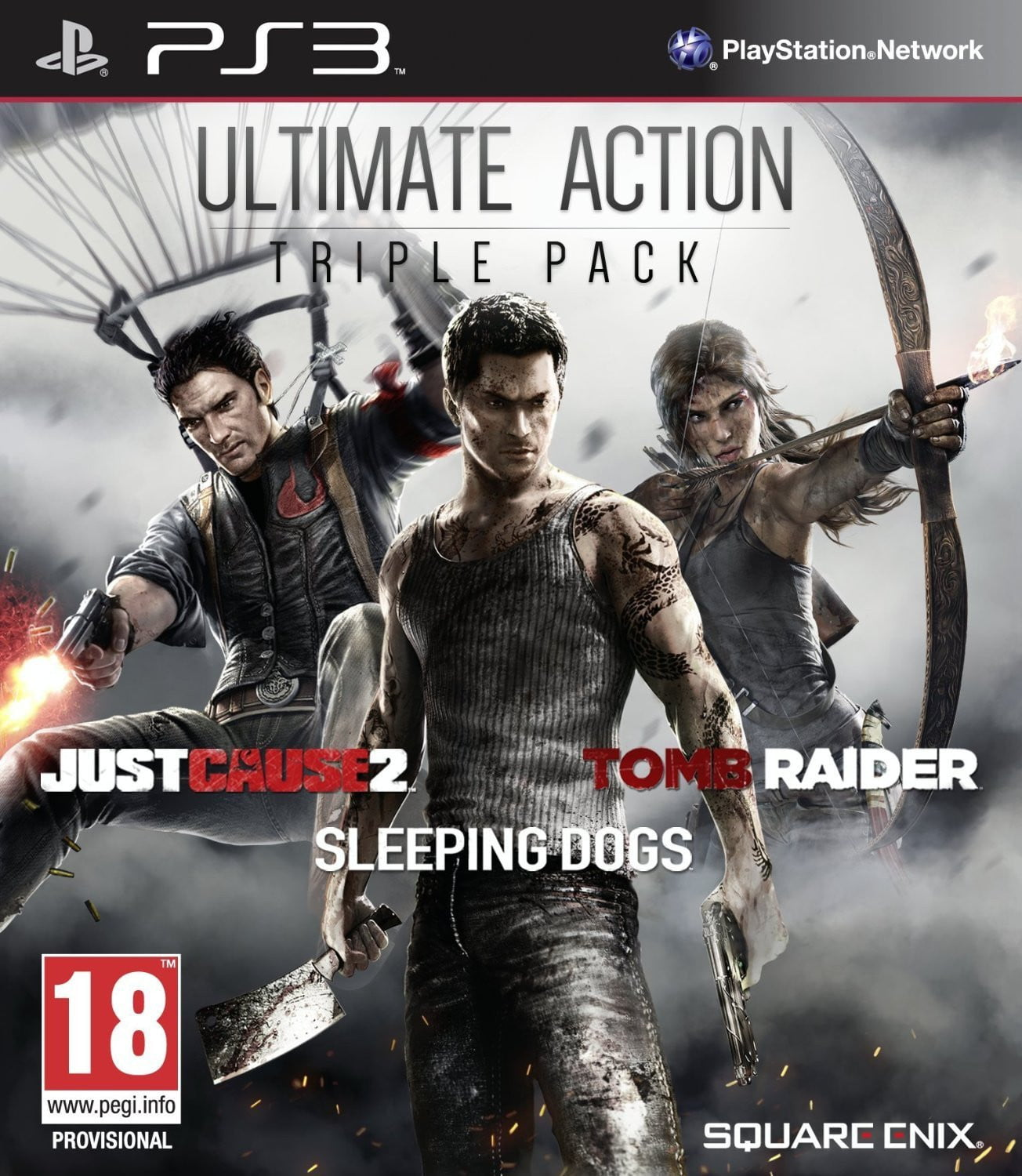 Ultimate Action (PS3)