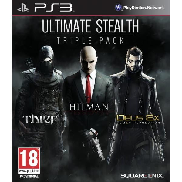 Ultimate Stealth (PS3) PS3 Game - Shamy Stores