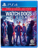Watch Dogs Legion Resistance Edition (PS4)