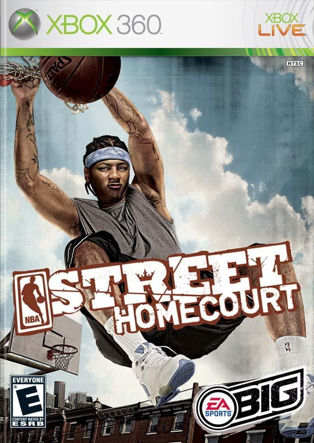 NBA Street Homecourt XBOX 360 Game - Shamy Stores