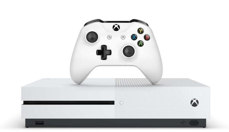 XBOX ONE S 1TB 2-Controllers Bundle