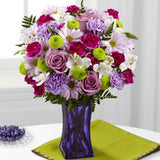 Purple Pop Bouquet by FTD