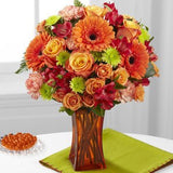 Orange Escape Bouquet by FTD