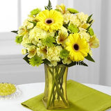 Lemon Groove Bouquet by FTD