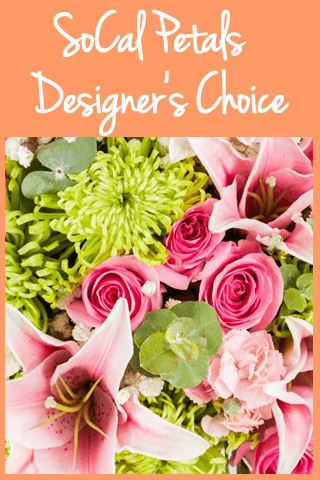 SoCal Petals Design Bouquets