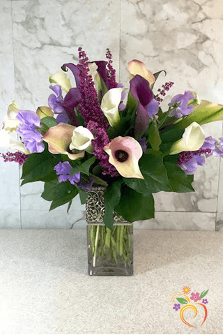 Calla Lily Dream - Local Delivery Only