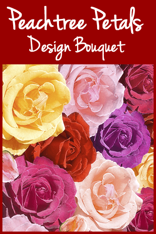 Socal Petals Valentine's Design Bouquet