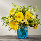 The FTD Something Blue Bouquet by Better Homes and Gardens