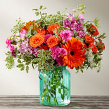 Aqua Escape Bouquet by Better Homes and Gardens
