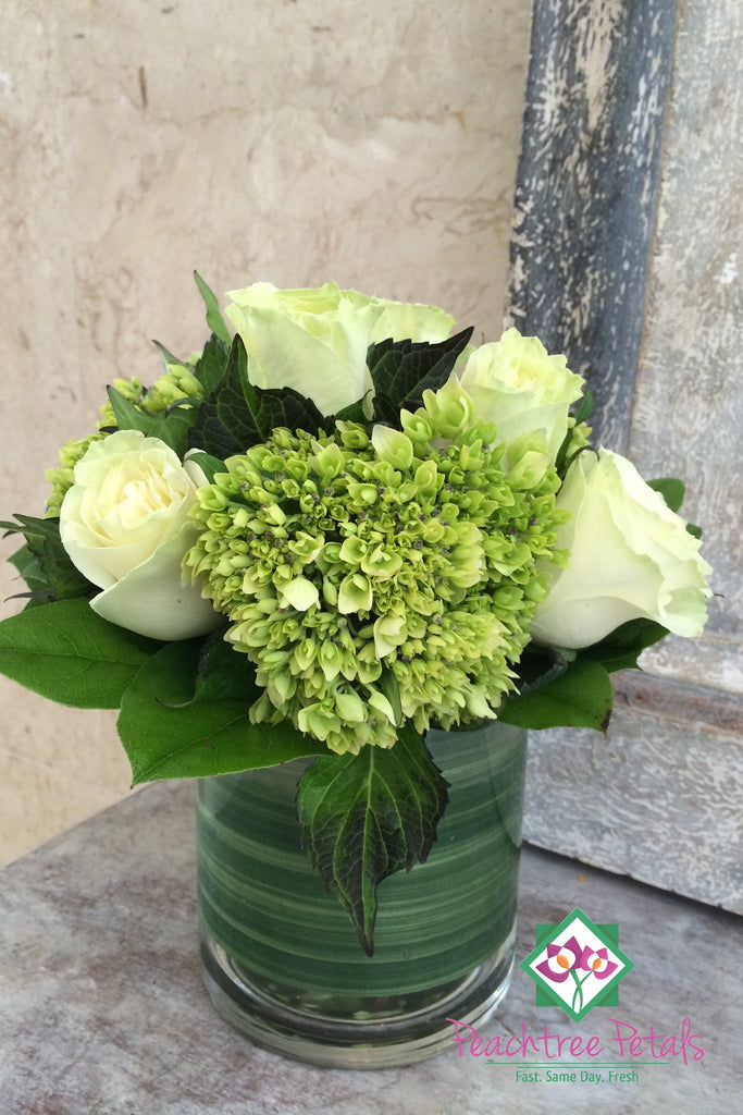 Green Tea Bouquet - Local Delivery Only