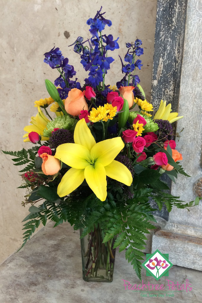 Harvest Skies Bouquet - Local Delivery Only
