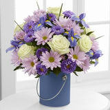 Color Your Day Tranquility™ Bouquet