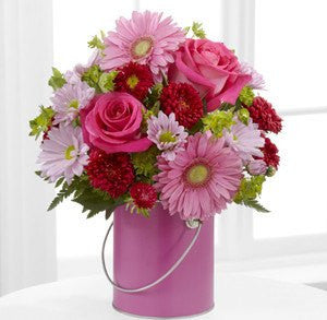 Color Your Day with Happiness® Bouquet