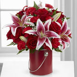 Color Your Day With Radiance Bouquet