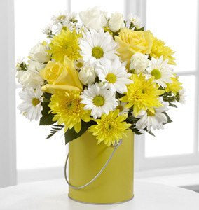 Color Your Day with Sunshine® Bouquet