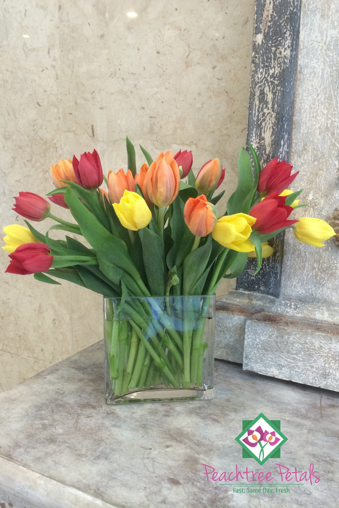 Tulip Fever Bouquet
