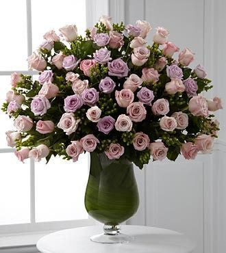 Applause Luxury Rose Bouquet - 72 Stems of 24-inch Long-Stemmed Roses