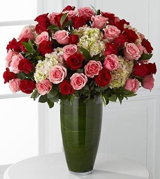 Indulgent Luxury Rose Bouquet - 48 Stems of 24in Premium Long-Stemmed Roses