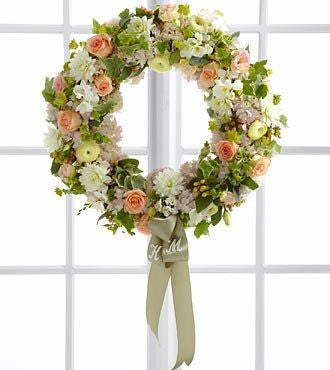 Garden Splendor™ Wreath