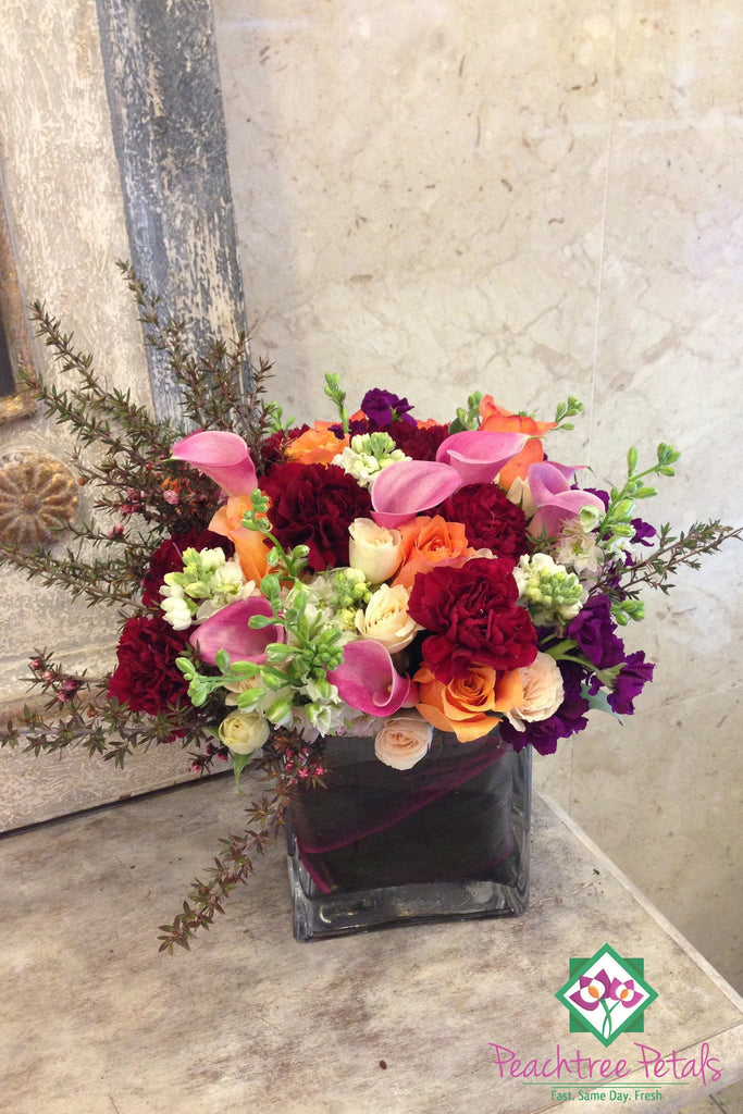 Colors of the World Bouquet - Local Delivery Only