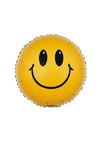 Smiley Face Mylar Balloon