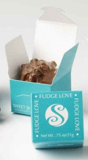 Turquoise Milk Fudge Love®