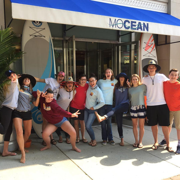 join the MOCEAN Cape Cod Crew