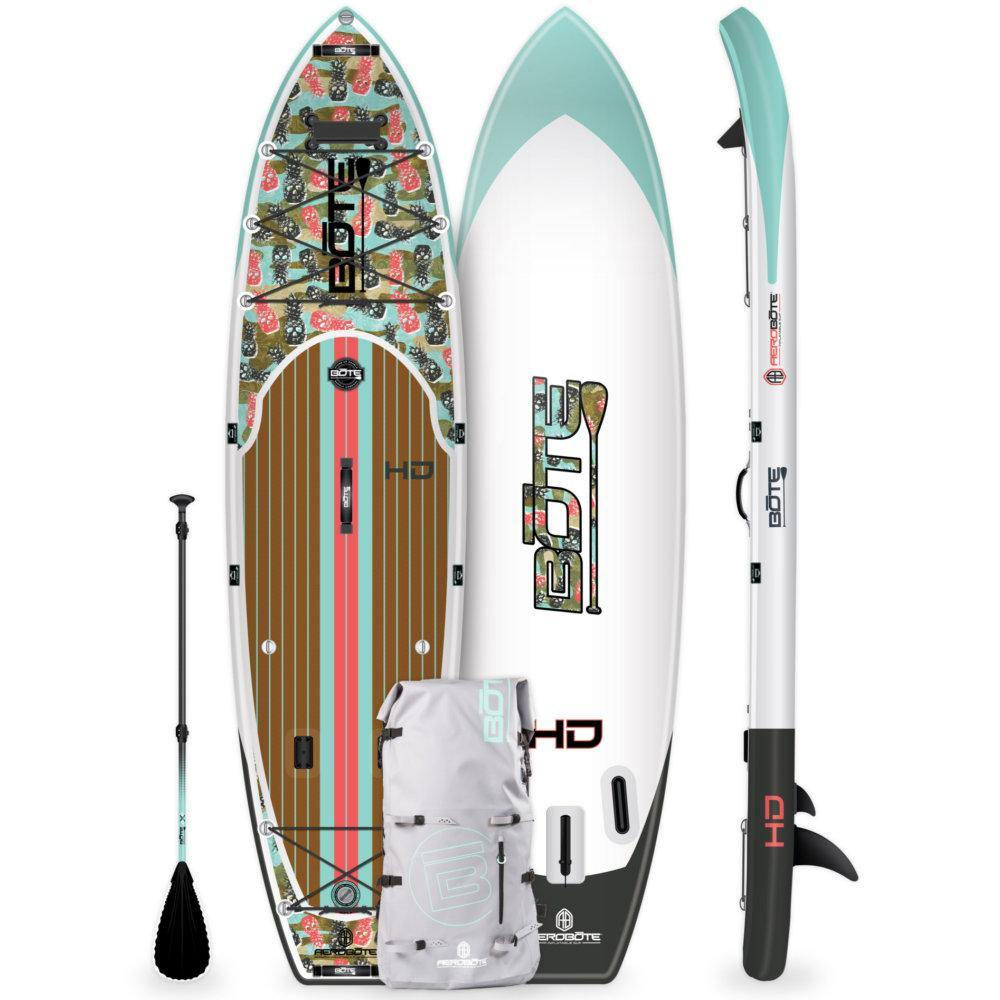 "HD Aero Inflatable Paddle Board 11'6"" / Native Pineapskull"