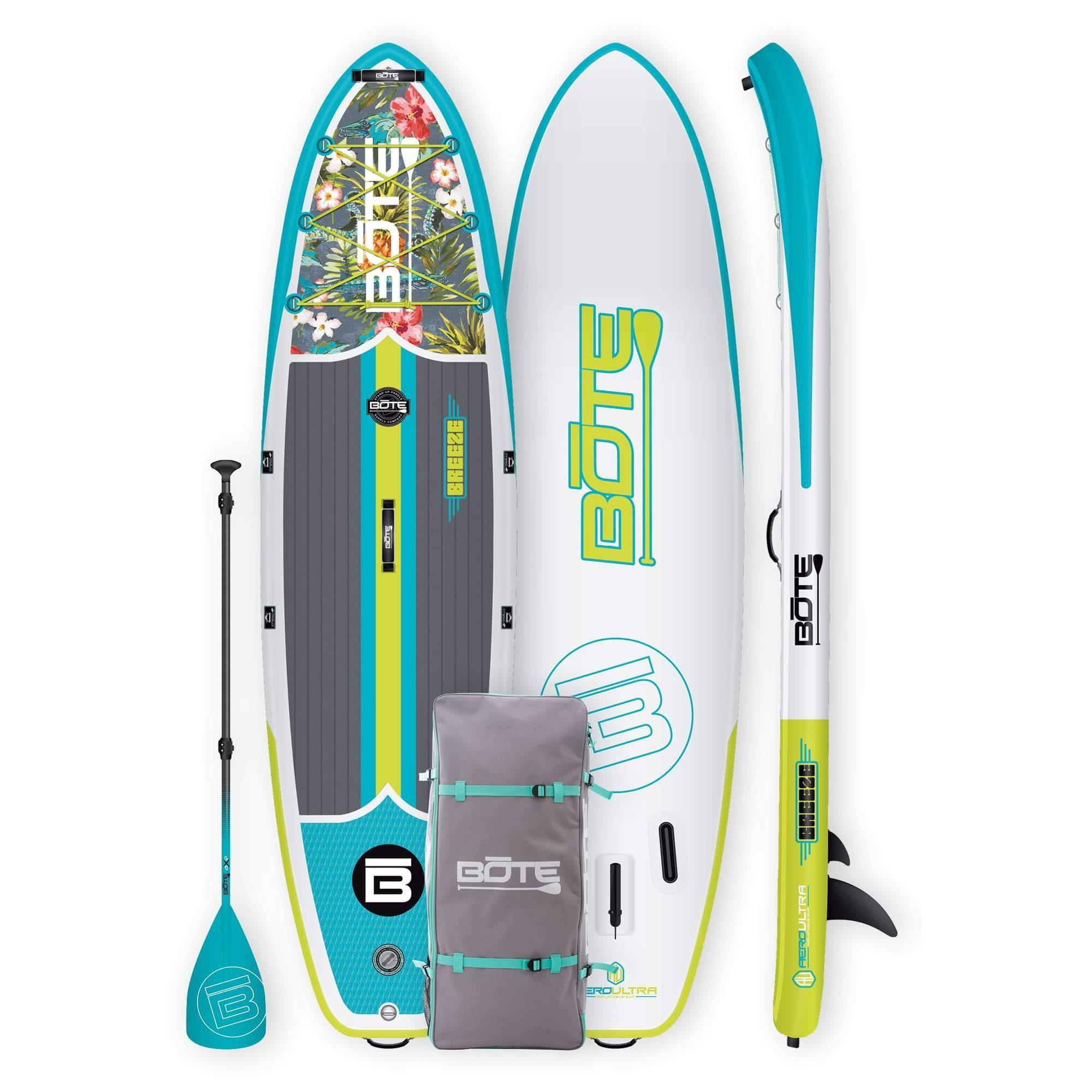 Breeze Aero Inflatable Paddle Board 10'8'' / Native Floral
