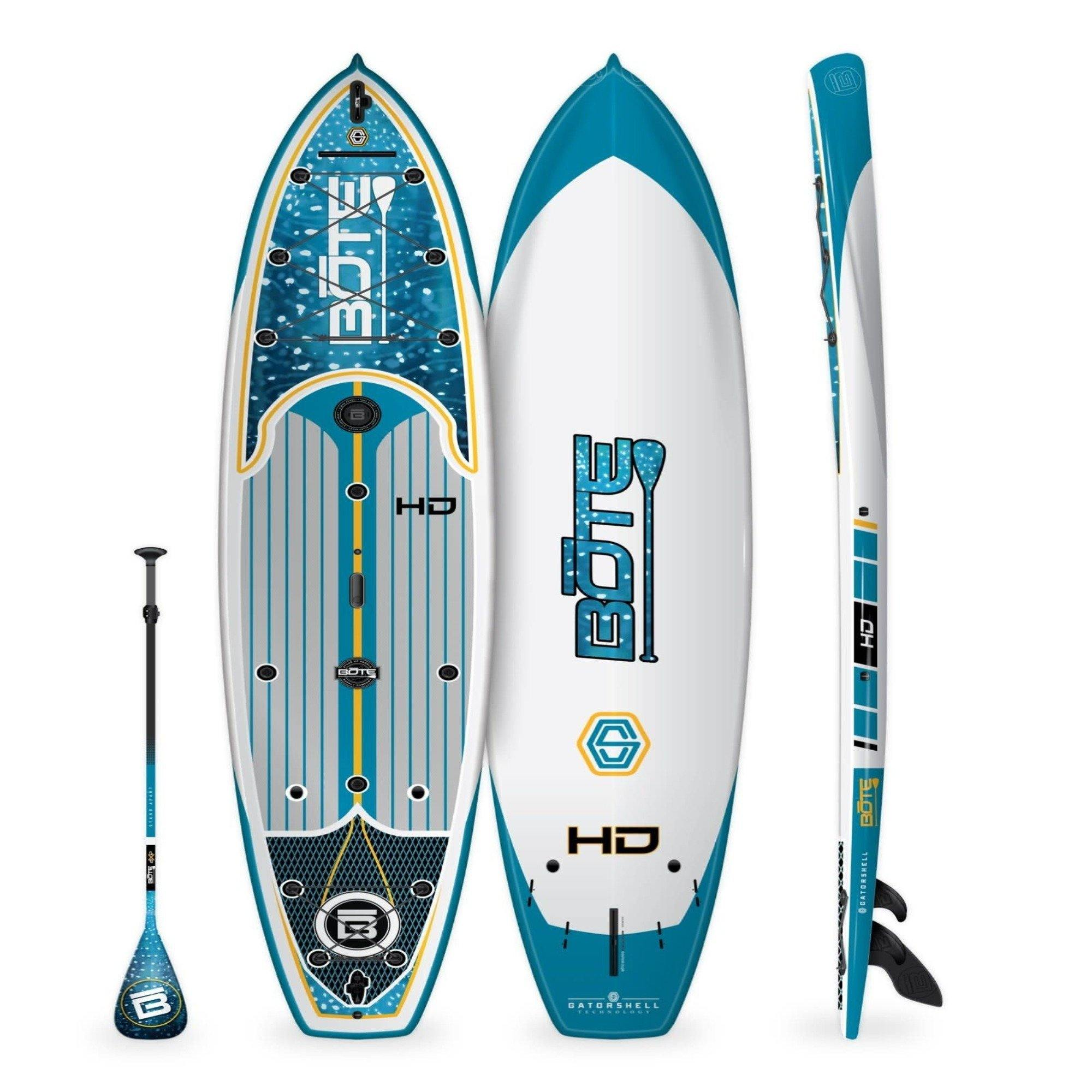 "HD Aero Inflatable Paddle Board 11'6"" / Native Whale Shark"