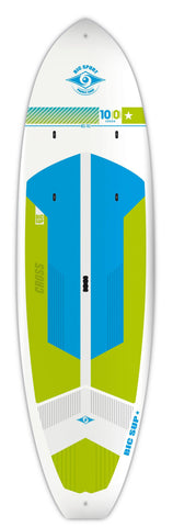 "BIC SUP 10'0"" CROSS"