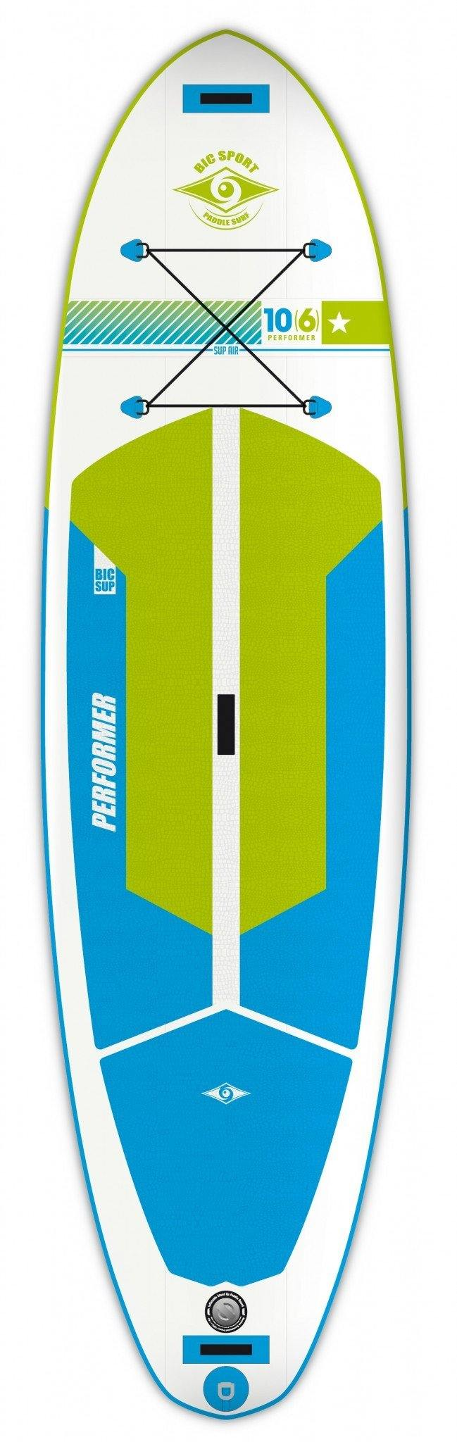 "BIC 10'6"" Performer Air Inflatable SUP"
