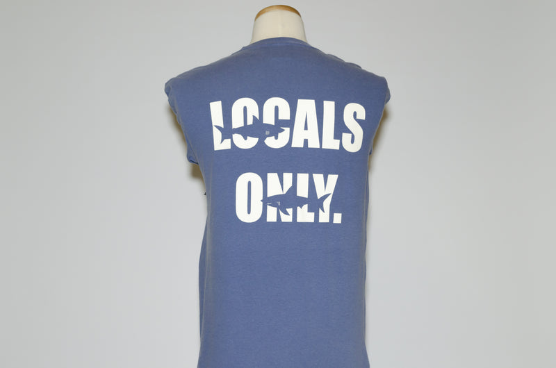 LOCALS ONLY L/S Tee