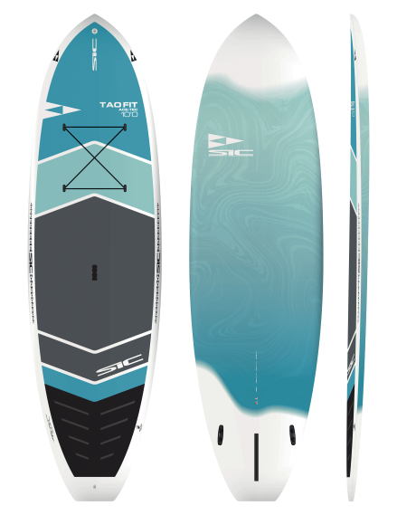TAO FIT (AT) 10'0'' X 33''
