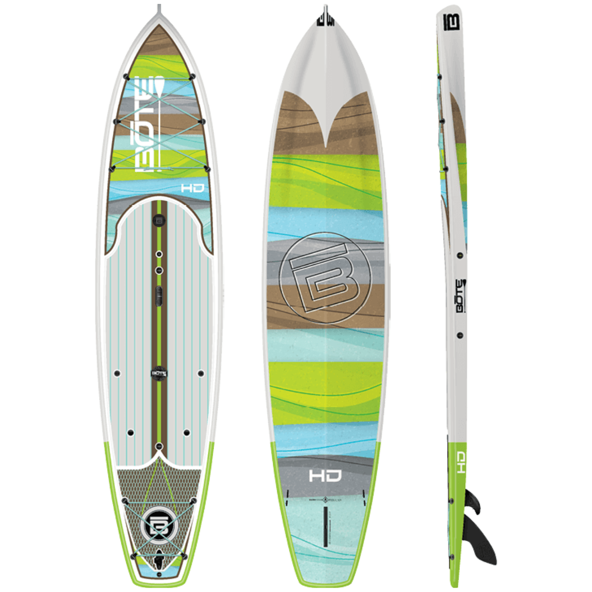 BOTE 12' HD NATIVE DEMO
